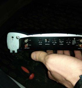 Усилитель Mac Audio Mac Attack 2061