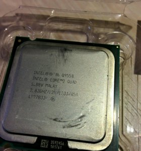 Intel Core 2 Quad Q9550 (4 ядра)