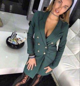 Платье- пиджак В НАЛИЧИИ.Новое!
