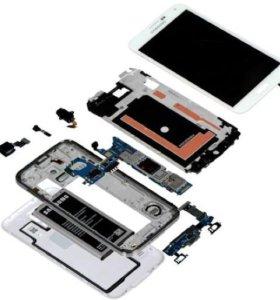 Запчасти и ремонт андроид смартфонов.