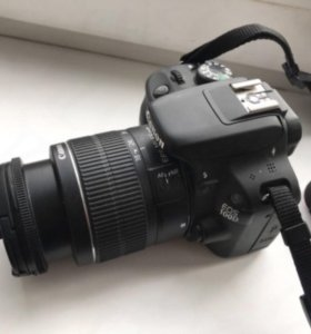 Фотоаппарат Canon 100D kit