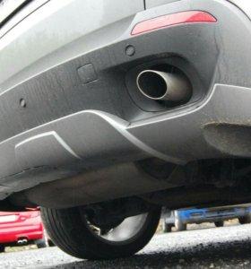 BMW X5 Е70 (2007-2009) обвес дорестайлинг