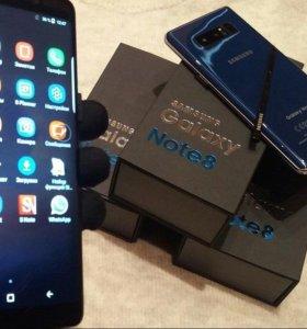 Гарантия 1 год! Samsung Galaxy Note 8- 4G lte