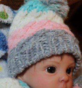 Кукла Реборн Бэмби от скульптора Бони Сибен