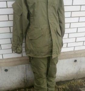 тактический костюм горка 4 утеплённый
