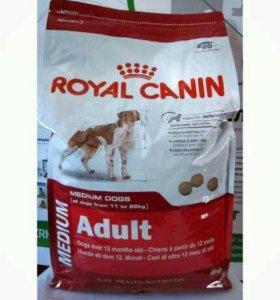 Royal Canin adult medium Корм для собак