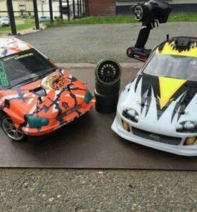 Радиоуправляемый автомобиль для дрифта bsd racing