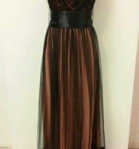 Новое вечерние платье