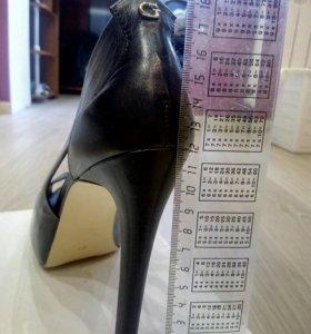Туфли кожаные, 40 размер