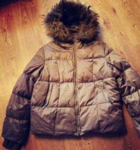 Зимняя Куртка размер 52