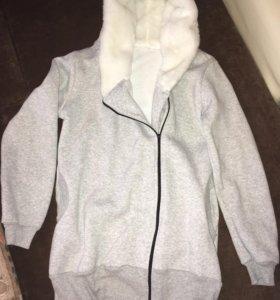 Толстовка куртка