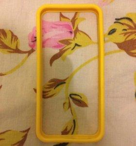 Чехол/бампер на iPhone 5/5s