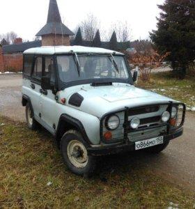 УАЗ 31514 1996
