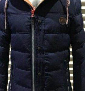 Куртка зимняя мужская 🌨️парка ⛄