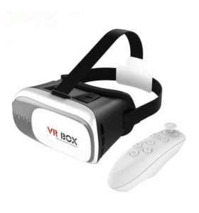 Новые VR-Box 2 + bluetooth джойстик