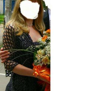 Вечернее платье размер 44