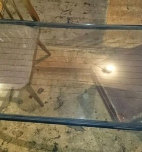 Задних стекло на ваз 2107 и05