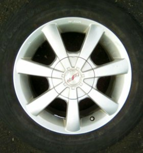 Комплект зимних колёс на дисках R15