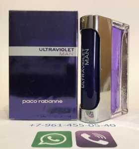 Paco Rabanne Ultraviolet Men 100 мл