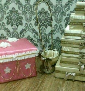 Коробочки для сватовства!