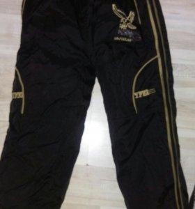 Зимние брюки 5-6 лет