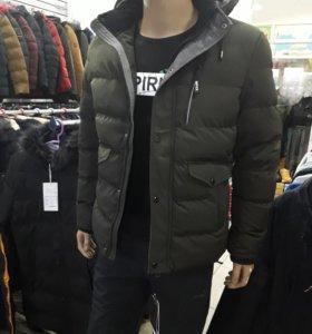 Куртка зимняя🔥
