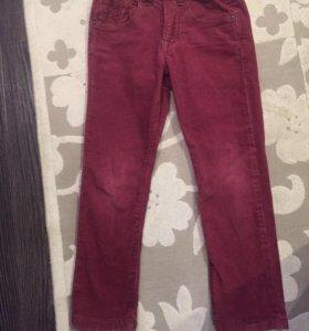 Вельветовые штаны Zara boys