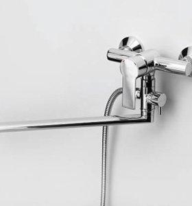 Смеситель для ванны Wasserkraft Ammer