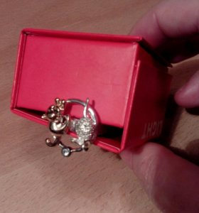 Кольцо Кошки- мышки