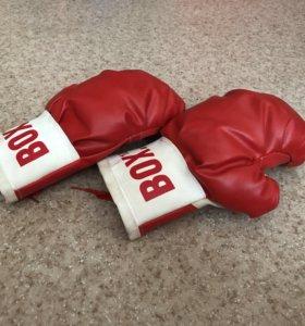 Детские,боксёрские перчатки