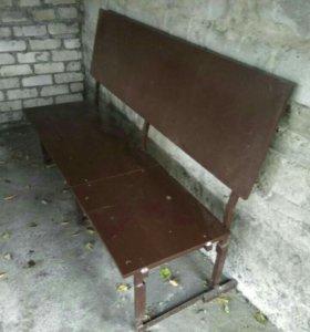Скамейку продам