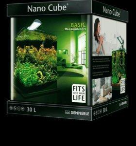 Аквариум DENNERLE NanoCube 30л