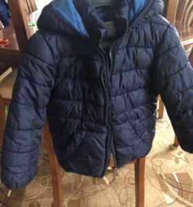 Куртка на мальчика 2-Х лет