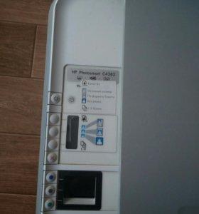 Продам принтер со сканером (2в1) , HP Photosmart
