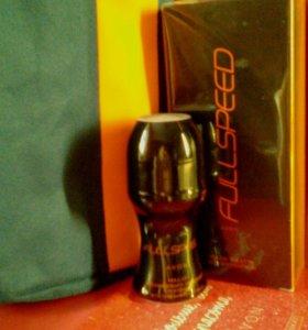 Набор FullSpeed(т.вода, дезодорант,косметичка)