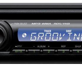 Sony CDX-GT200E CD/MP3-ресивер новый гарантия