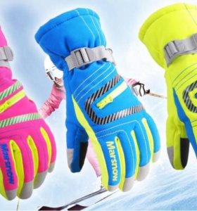 Перчатки горнолыжные-сноуборд Marsnow