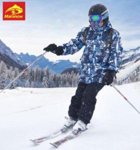 Куртка горнолыжная-сноуборд Marsnow