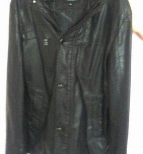 Куртка муржская кожанка
