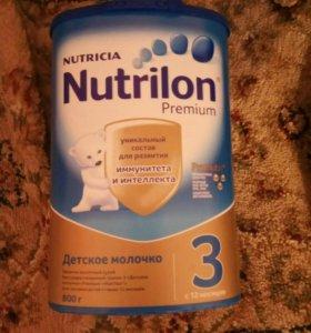 Нутрилон премиум 3 смесь