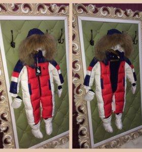 Комбинезоны зимние Polo
