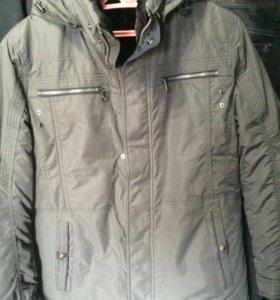 Куртка-пихора,меховый подклад,новая.