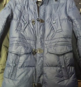 Молодежная куртка новая