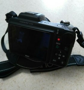Фотокамера цифровая Nikon coolpix L110