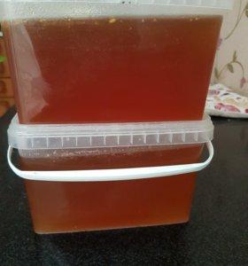 Мёд цветочный 3кг