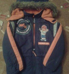 Куртка GEE JAY.