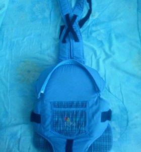 Кенгуру синего цвета