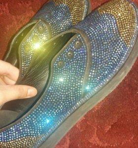 слипоны-туфли