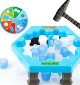 Детская настольная игра Пингвин