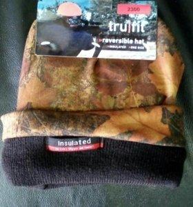 Шапка для охоты двухсторонняя trufit
